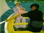boating-Cassatt