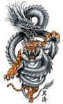 coloured-dragon--tattoo-design-img79
