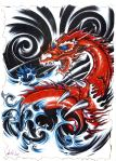 coloured-dragon--tattoo-design-img84