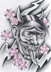 Evil_Hannya_mask_by_WillemXSM