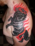 Fenris_the_god_killing_wolf_by_TimeToTakeBack